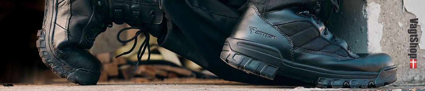 BATES Footwear er tilbage!<br>