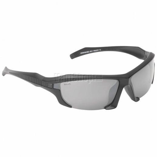 5.11 solbrille - Burner Half Frame Mirrored