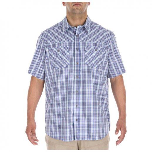 5.11 Covert Flex S/S Shirt - Blue Water - S