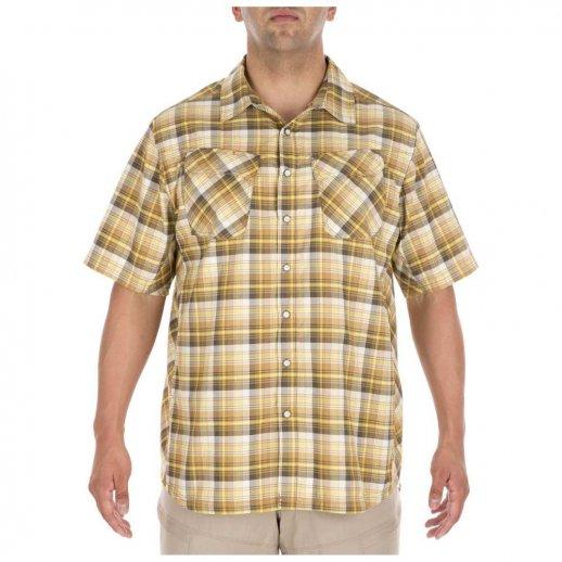 5.11 Slipstream Covert Shirt S/S - Bronze - S