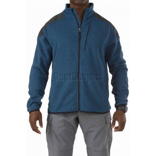 5.11 Tactical Full Zip Sweater - Regatta