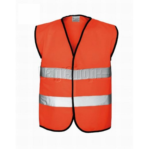 Advarselsvest - High Viz vest med refleks