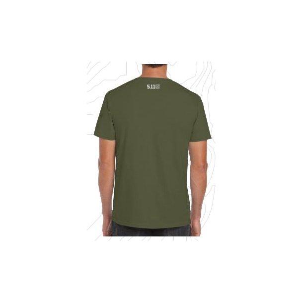 5.11 FLAG T-shirt